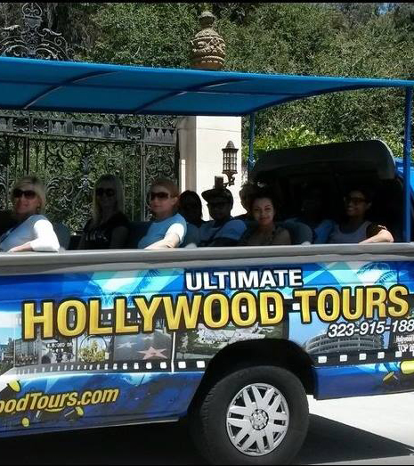 Photo courtesy of Ultimate Hollywood Tours
