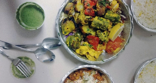 Mirch Masala Cuisine of India - Groton, CT.