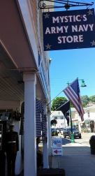 Downtown Mystic, CT.