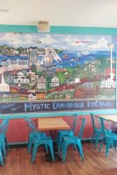 Mystic Drawbridge Ice Cream - Mystic, CT.