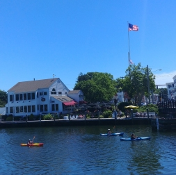 Mystic River - Mystic, CT.