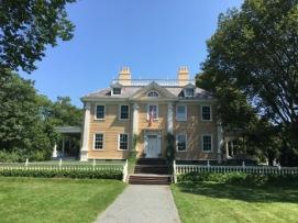 Longfellow's home