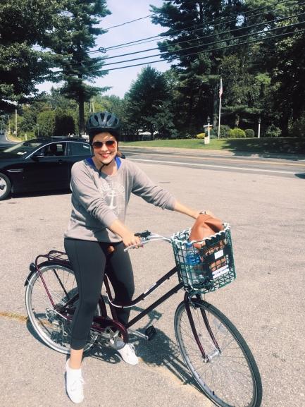 Bike rentals from Coastal Maine Kayak & Bike