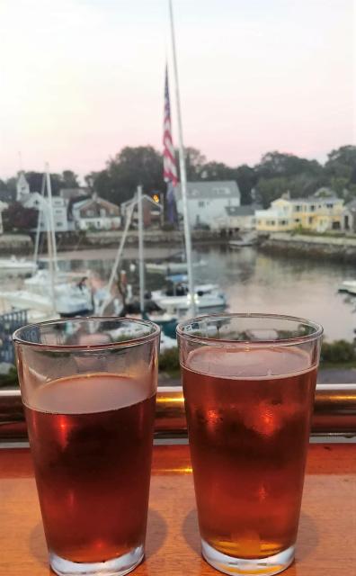 Beers at Federal Jack's
