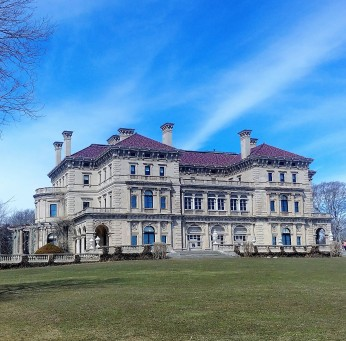 """The Breakers"" mansion."