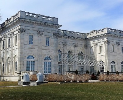 """""""The Marble House."""""""